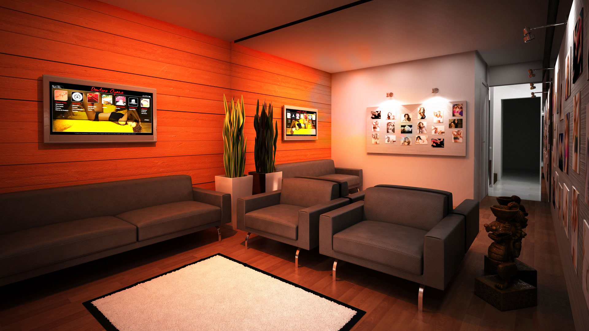 Sala de Fotos